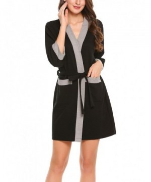 Designer Women's Robes Clearance Sale