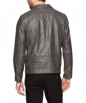 Discount Men's Faux Leather Jackets