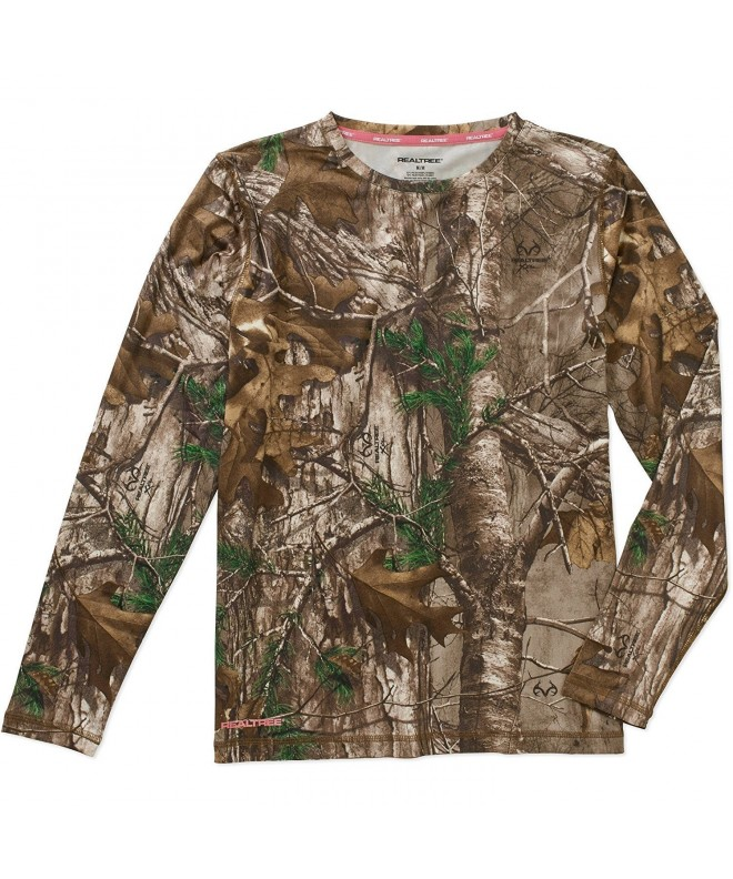 Realtree Womens Performance Layer Green