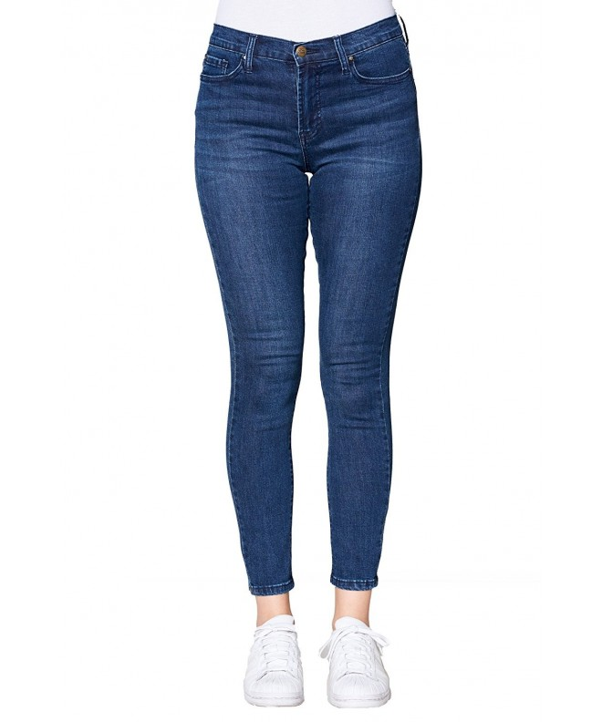 Fresh O2 Womens Skinny Jeans
