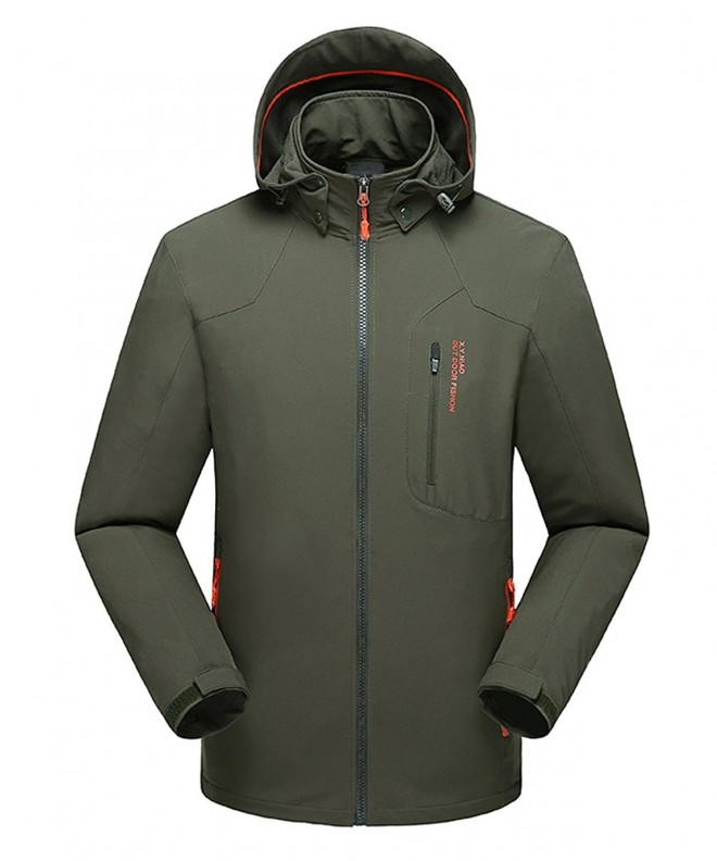 WenVen Spring Durable Breathable Jacket
