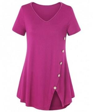 Beautife Womens Casual Blouses T Shirts