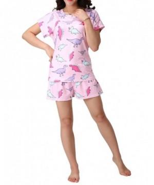 MyFav Dinosaur Lightweight Sleepwear Loungewear