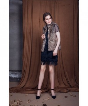 Cheap Real Women's Outerwear Vests Clearance Sale