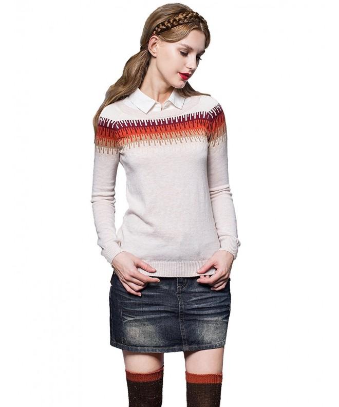 Artka Vintage Pullover Sweater Cardigan