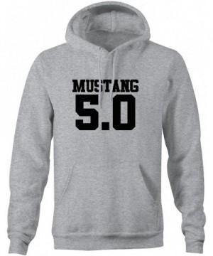 Mustang Sports Jersey Racing Sweatshirt
