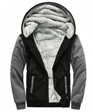 Winter Thicken Padded Sweatershirt Hoodie