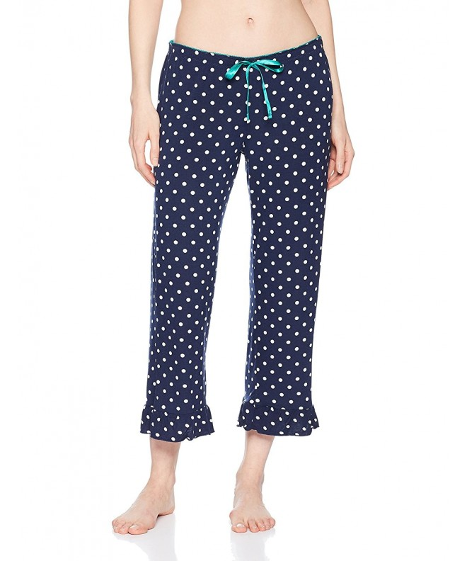 PJ Salvage Womens Mates Polka
