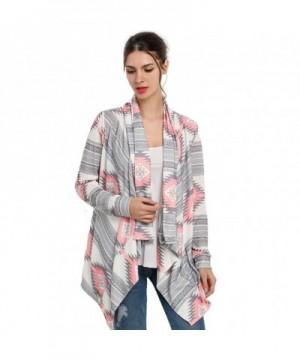 Romanstii Womens CARDIGAN Knitted Sweater