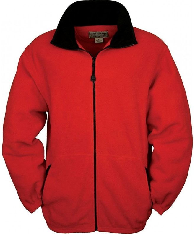 Colorado Timberline Telluride Fleece Jacket L