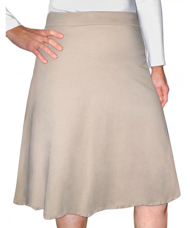 Kosher Casual Womens Modest Knee Length