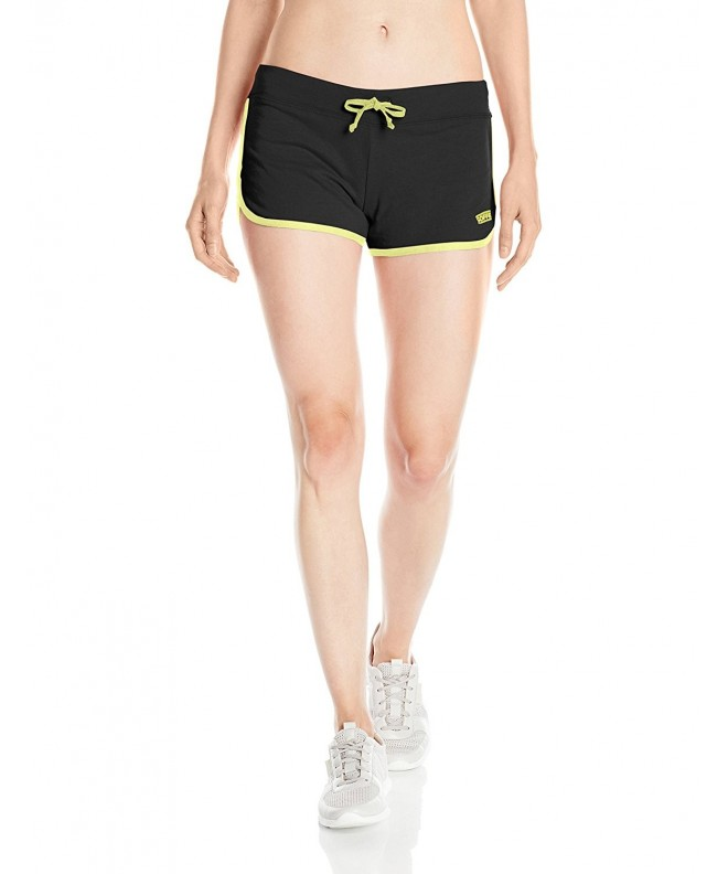 Soffe Womens Short Limeade X Large