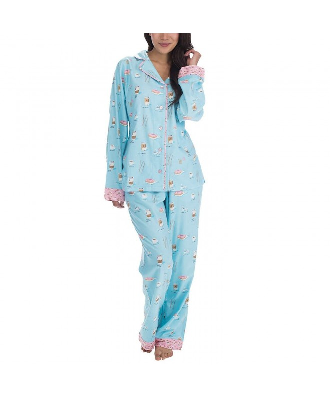 Munki Ladies Flannel Set Large