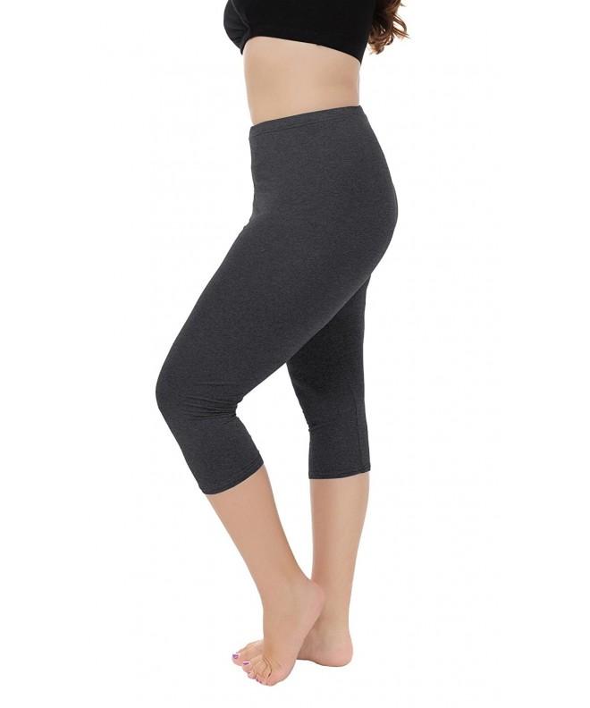 Wintage Womens Leggings Length Comfortable