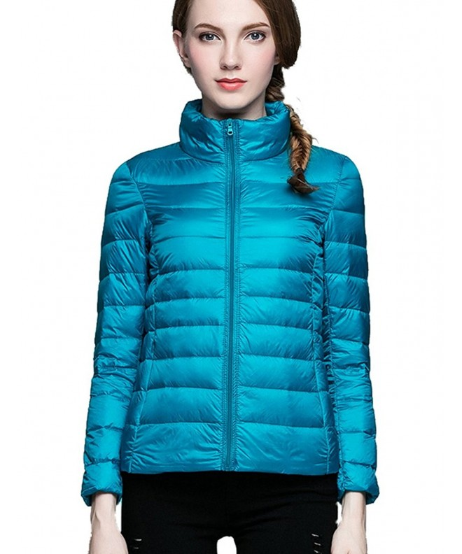CHERRY CHICK Womens Ultralight Jacket