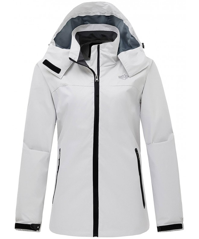 Wantdo Womens Outdoor Windbreaker Outwear