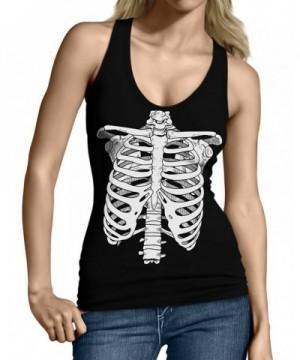Skeleton Ribcage Halloween SpiritForged Apparel