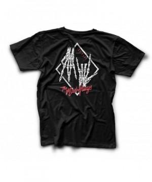 Mad Hueys Bangers T Shirt Black