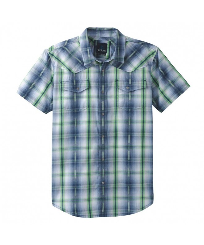 prAna Holstad Short Sleeve Equinox
