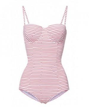 LAMOON Swimsuit Underwire Strapless Swimwear
