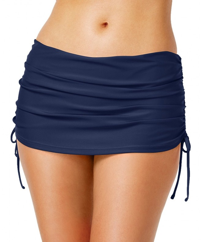 Island Escape Womens Ruched Swimsuit