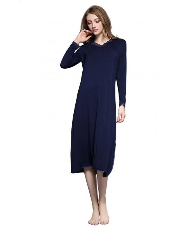Gina Rose Womens Sleepwear Cotton