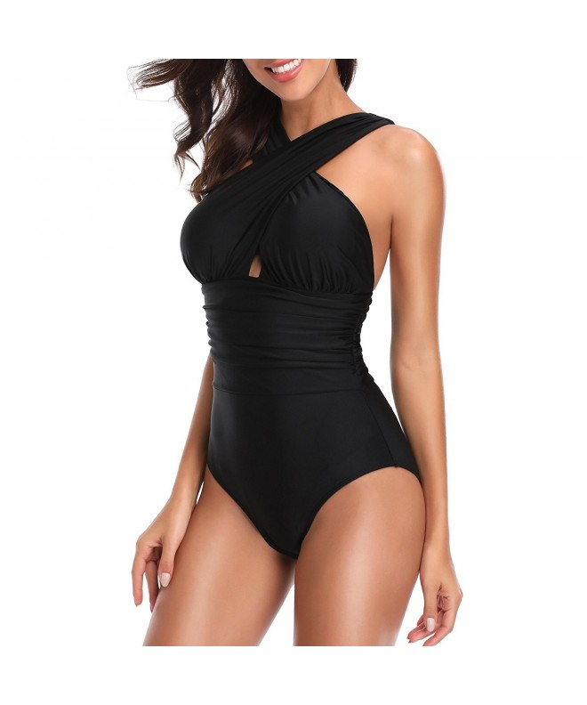 YOU Backless Coverage Swimsuit Beachwear